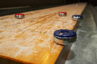 SOLO® Shuffleboard Movers Canton, Ohio.